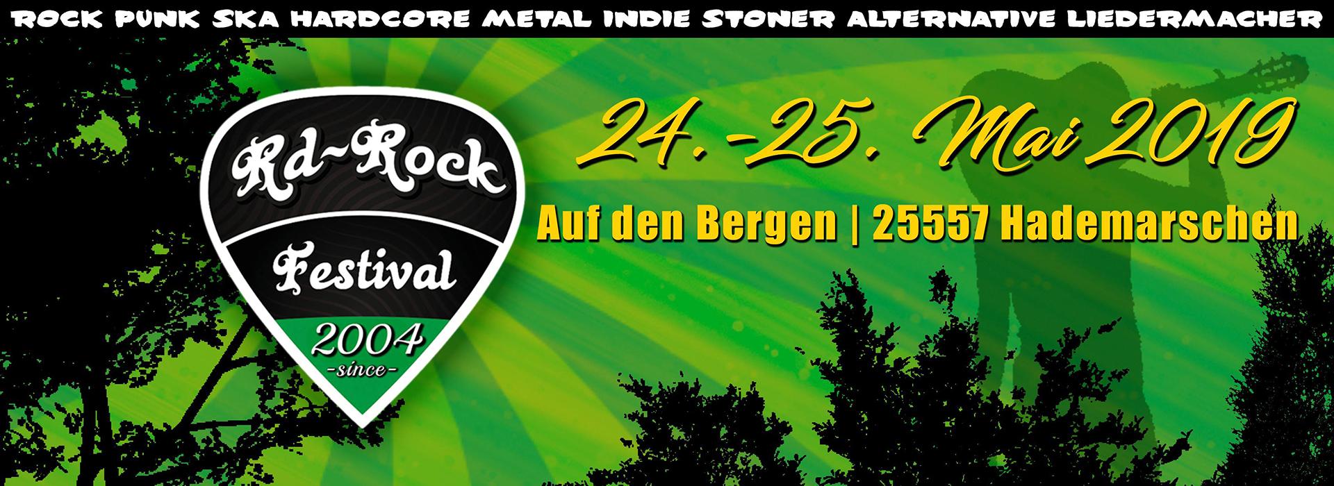 Line Up Rd Rock Festival